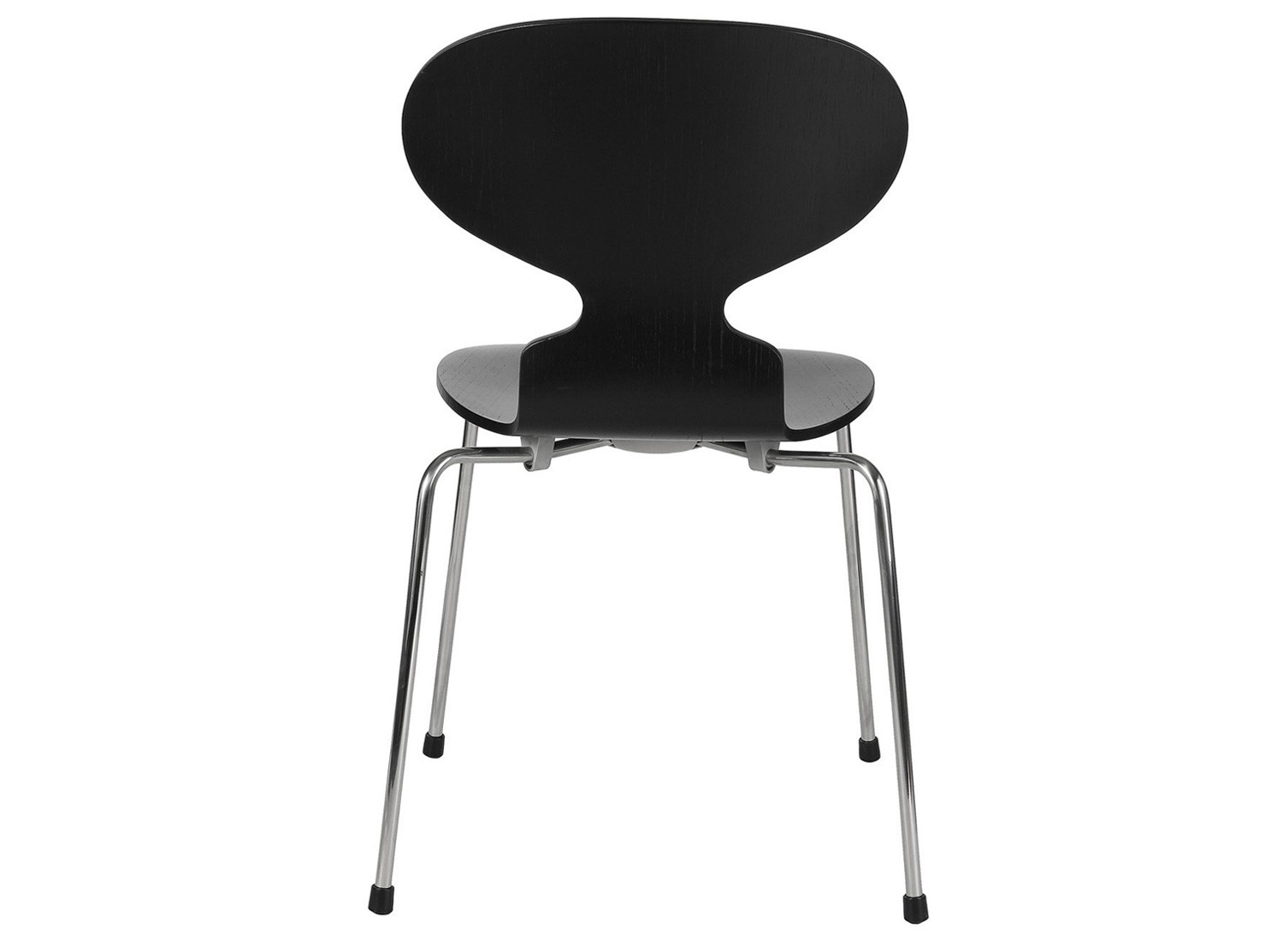 Ant chair 4 legs by arne jacobsen platinum replica for Arne jacobsen reproduktion