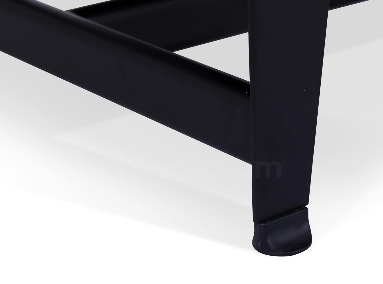 Replica lc4 chaise by le corbusier for Chaise longue le corbusier original
