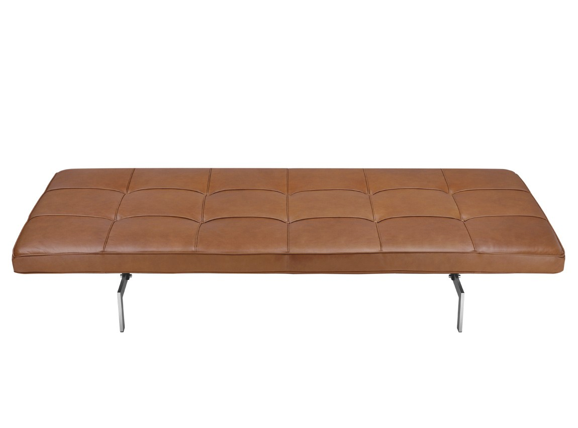 Pk80 Daybed Bench By Poul Kjaerholm Platinum Replica