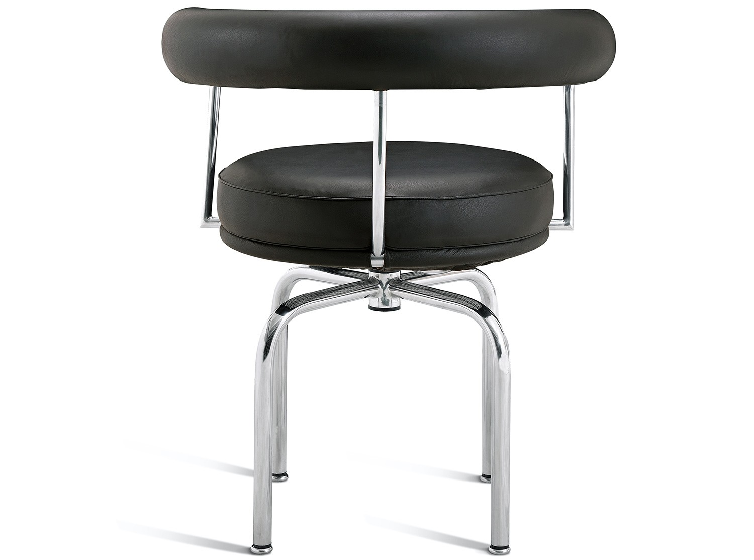 Replica lc7 swivel chair le corbusier for Le corbusier replica