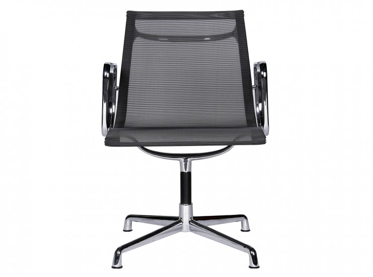 Eames Office Chair Mesh EA108 Aluminum Group Fixed Low Back (Replica)