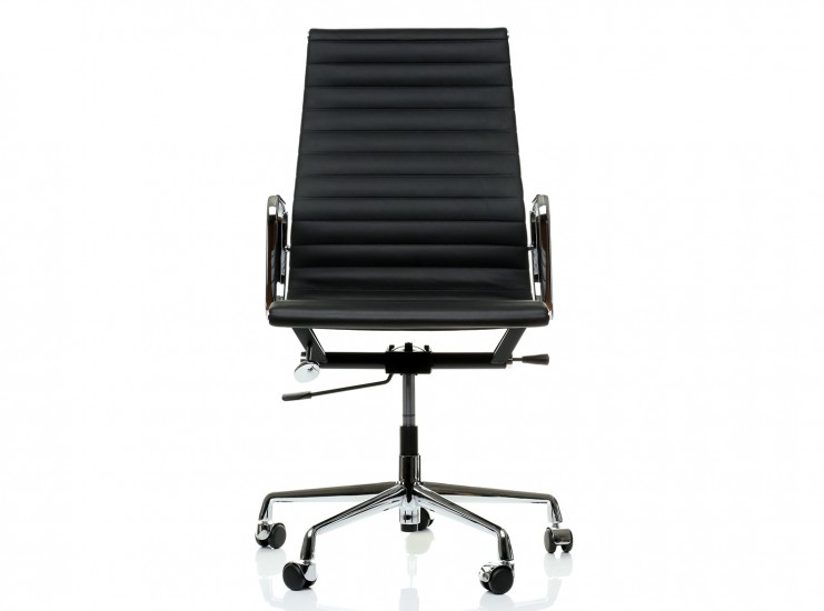 Eames Office Chair EA119 Aluminum Group High Back (Replica)