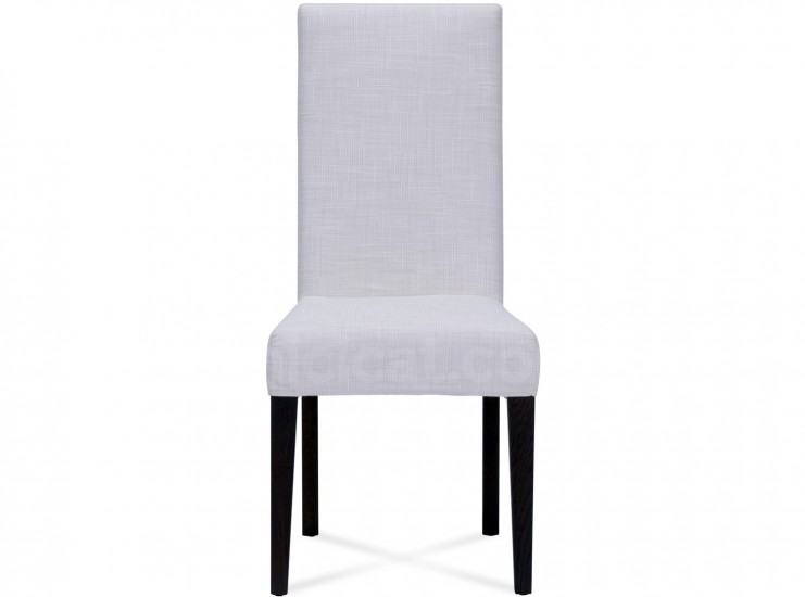 Empire High Back Dining Chair ... Pictured in Ecru