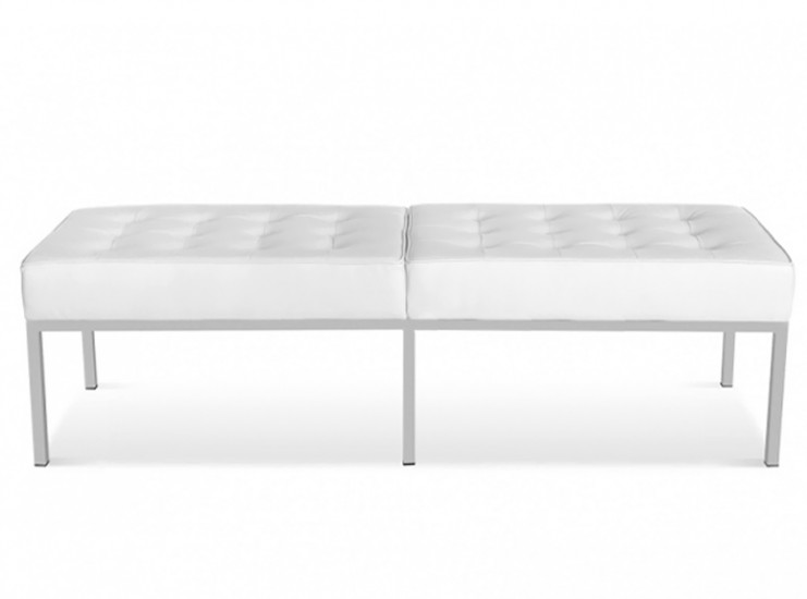 Florence Knoll 3 Seater Bench (Large) Replica