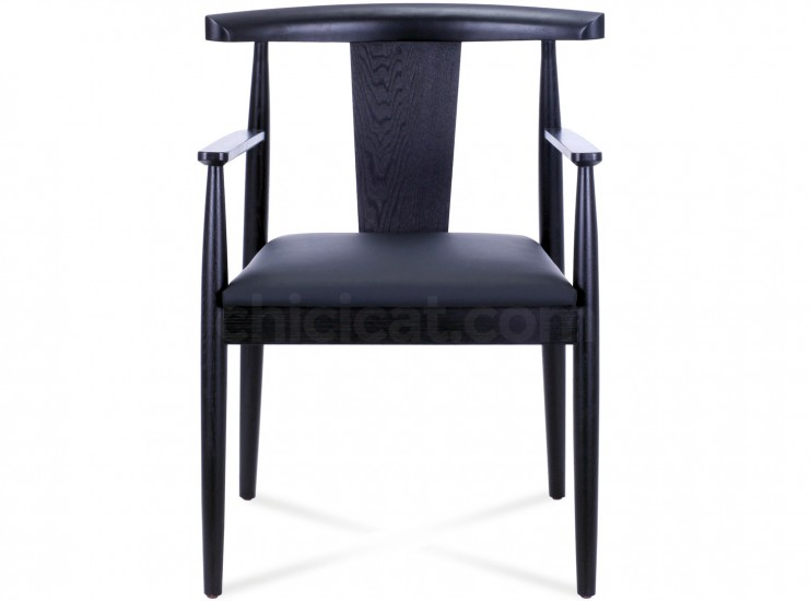 Silk Road Armed Dining Chair