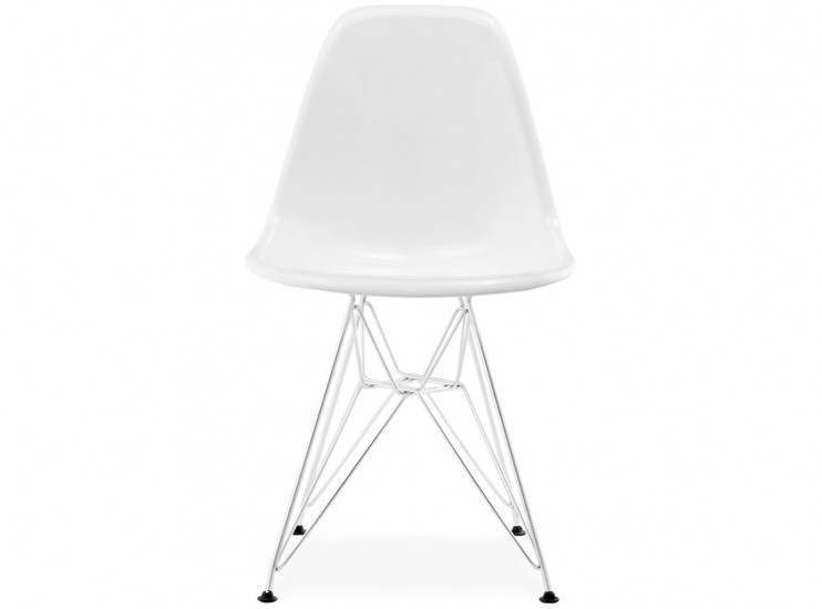 Eames DSR Chair Fibreglass (Platinum Replica)