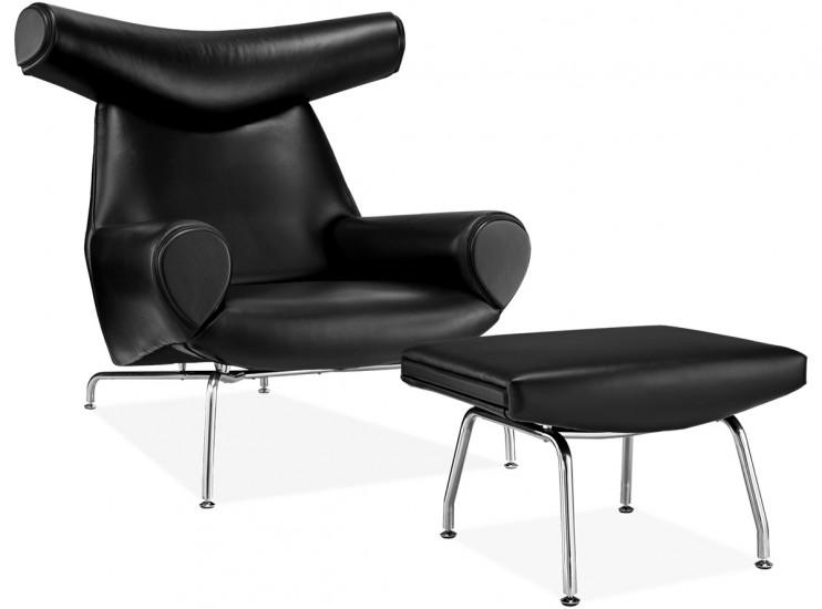 Ox Chair by Hans Wegner (Collector Replica)