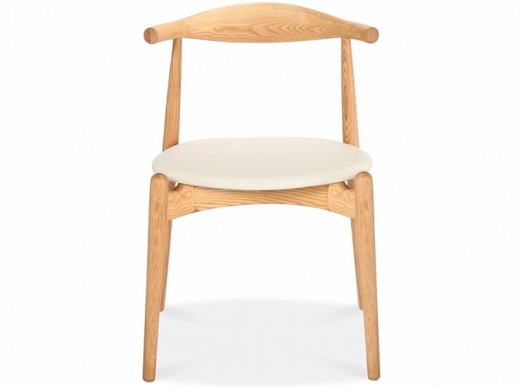 REPLICA Wegner CH20 Elbow Chair (Round Seat)
