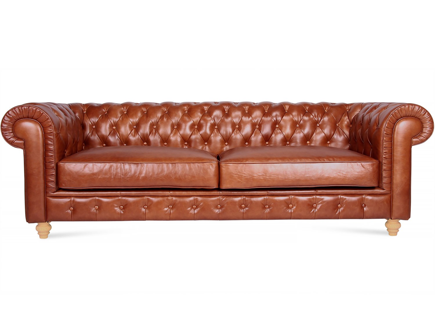 Chesterfield Sofa 3 Seater Chicicat