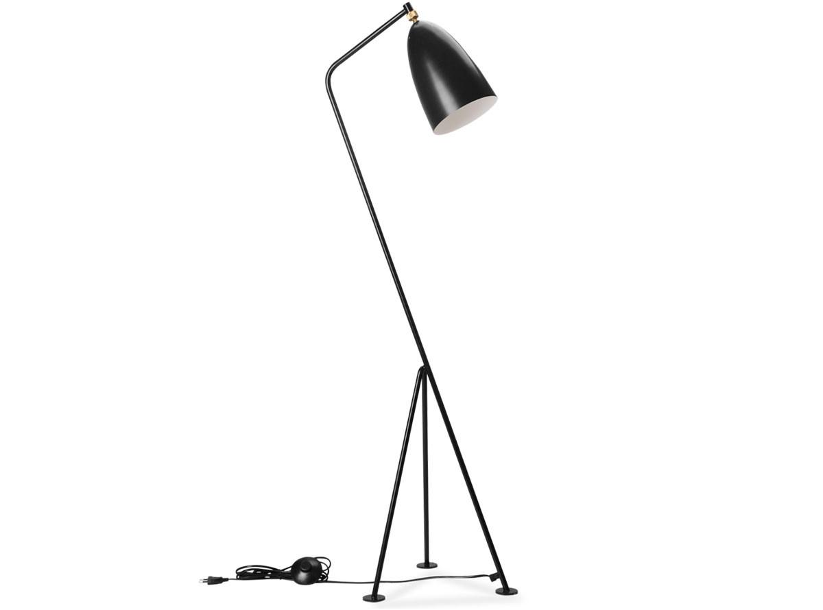 Helt nye Grasshopper Floor Lamp by Greta Grossman (Replica) | CHICiCAT DO-19