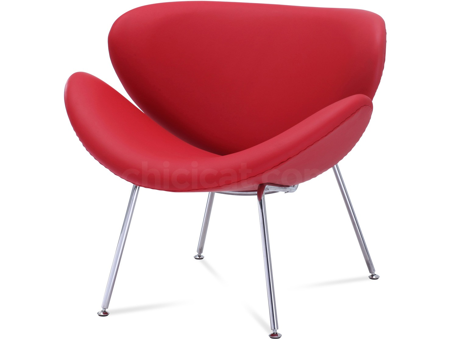 Pictured In Red Aniline Leather (Italian Imported)