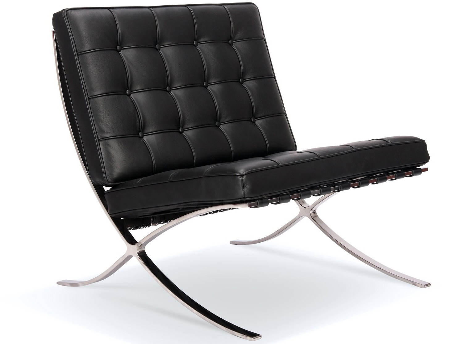 Replica barcelona chair for Mies van der rohe replica