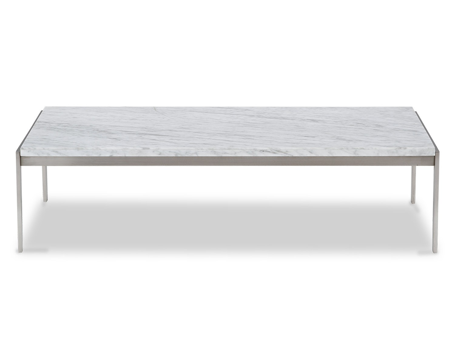 Pk63 marble top coffee table by poul kjaerholm replica Stone top coffee table
