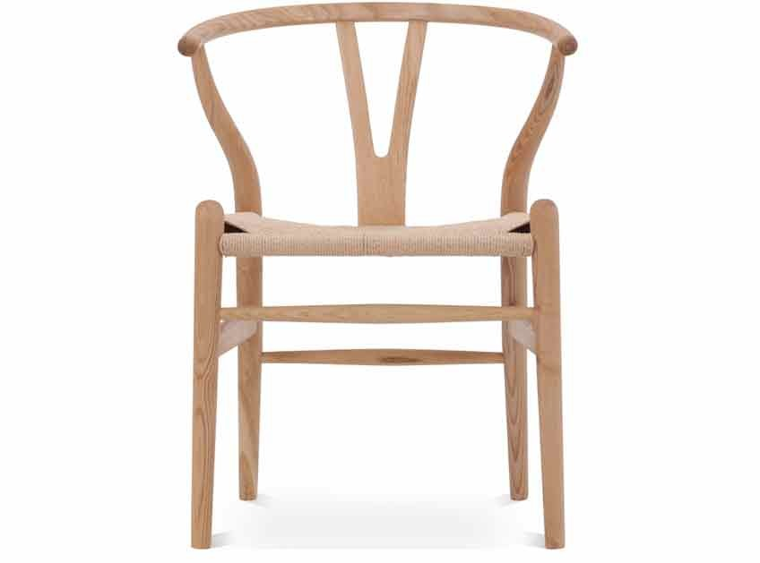 Wegner CH24 Wishbone Chair (Replica) -ASH-NATURAL