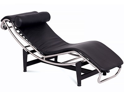 Replica LC4 Chaise by Le Corbusier