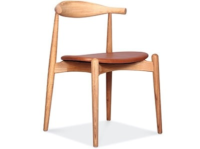 REPLICA Wegner CH20 Elbow Chair (Round Seat)