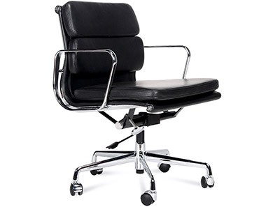 Replica Charles E. Office Chair EA217 Soft Pad Group Low Back
