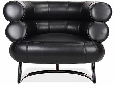 Eileen Gray Bibendum Chair (Collector Replica)