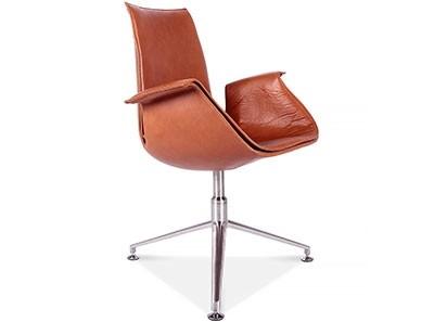 FK 6725 Bucket Chair (Platinum Replica)