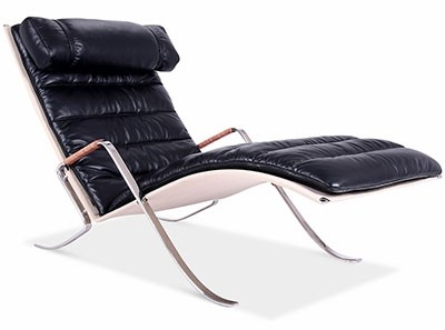 FK 87 Grasshopper Chaise (Collector Replica)