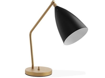 Grasshopper Desk Lamp by Greta Grossman (Replica)