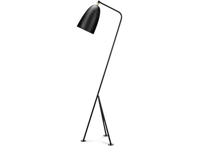 Grasshopper Floor Lamp by Greta Grossman (Replica)