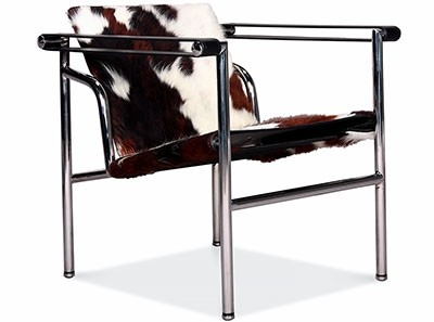 Le Corbusier LC1 Chair Cowhide | Platinum Replica