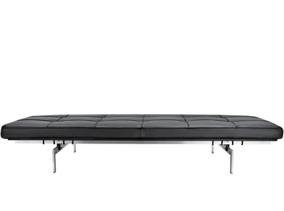 PK80 Daybed Bench by Poul Kjaerholm (Platinum Replica)