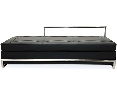 Eileen Gray Daybed (Platinum Replica)