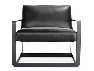 Gaston Armchair by Van Duysen (Platinum Replica)