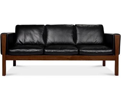 Hans Wegner CH163 Sofa (Platinum Replica)