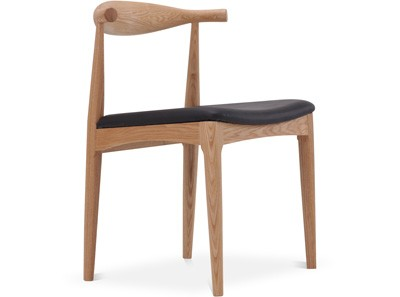 Wegner CH20 Elbow Chair (Platinum Replica)