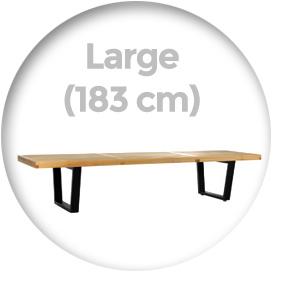 Large (183 cm)