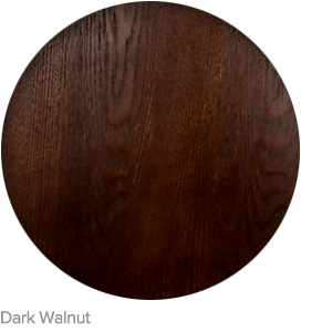 Dark Walnut Finish