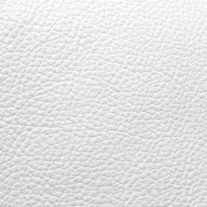 White (Top-Grain Leather)