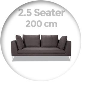 2.5 Seater (200 cm)
