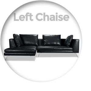 Left Chaise